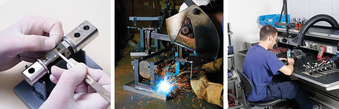 Utilcell Fabricante de celulas de carga, accesorios de montaje y electronica de pesaje