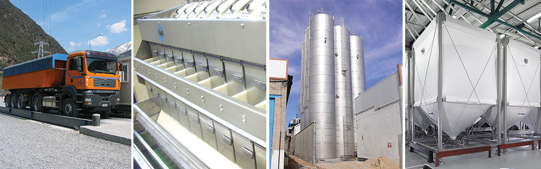 Fabrica de celulas de carga y electronica de pesaje